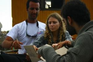 Ayuda Social Nuevos Lideres Terremoto
