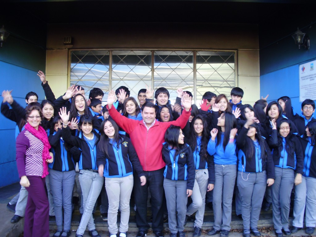Liceo-Carmela-Carvajal-Osorno-Presidente-Rodrigo-Eitel-Nuevos-Lideres