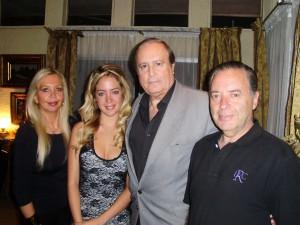 Familia Eitel y Justo Jorge Padrón