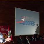 Rodrigo Eitel es recibido en el Parlamento Peruano
