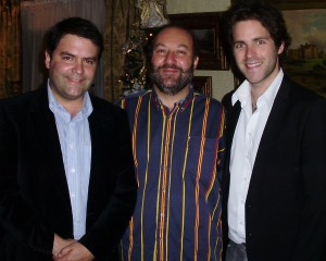 Presidente Rodrigo Eitel, Theodoro Elssaca, Vicepresidente Benjamin