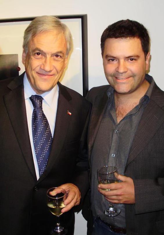 Presidentes Piñera & Eitel