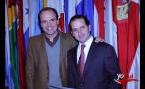 jovenes empresarios de chile, nuevos lideres, cristián monckeberg, pedro sanhuesa