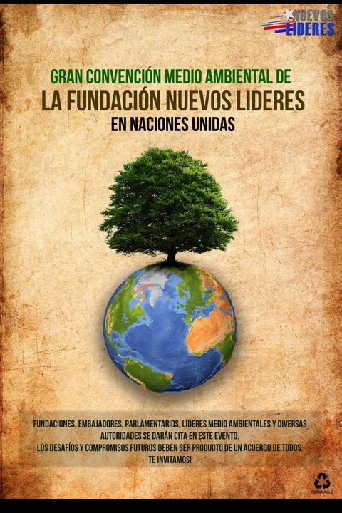 Convencion Medio Ambiental Nuevos Lideres Naciones Unidas CEPAL