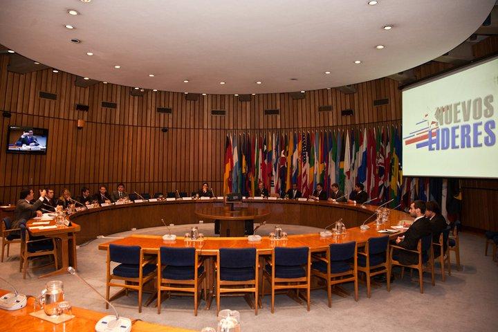 Nuevos Lideres Naciones Unidas