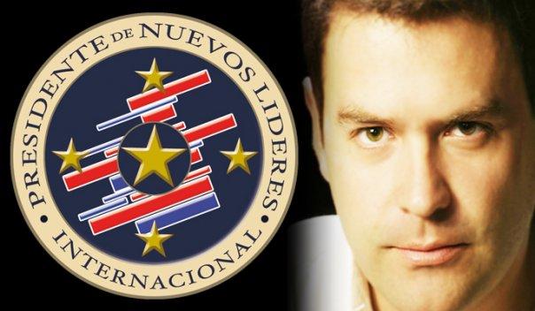 Escudo Presidente Fundación Internacional Nuevos Líderes Rodrigo Eitel